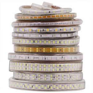 Светодиодные ленты 220В и аксессуары